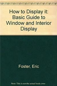 eBook How to Display It ePub