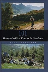 eBook 101 Mountain Bike Routes in Scotland ePub