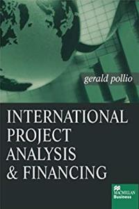eBook International Project Analysis and Financing ePub