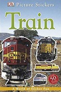 eBook Train (DK Picture Stickers) ePub