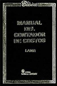 eBook Manual del contador de costos/ Manual Cost Accountant (Spanish Edition) ePub