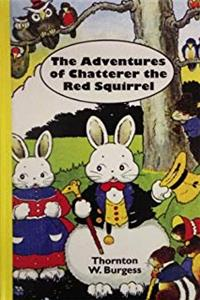 eBook The Adventures of Chatterer the Red Squirrel (A Bedtime story-book) ePub
