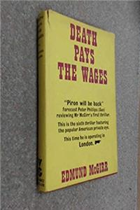 eBook Death pays the wages, ePub