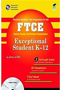 eBook FTCE Exceptional Student Education K-12 w/ TestWare (Test Preps) ePub
