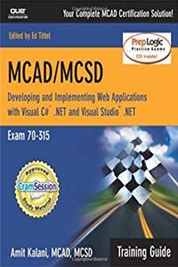 eBook MCAD/MCSD Training Guide (70-315): Developing and Implementing Web Applications with Visual C# and Visual Studio.NET ePub