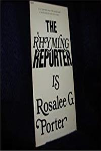 eBook The Rhyming Reporter is Rosalee G. Porter ePub