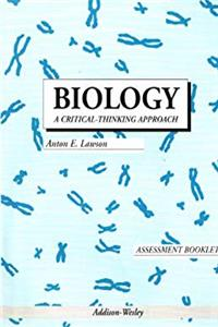 eBook Biology a Critical Thinking Approach Assessment Booklet ePub