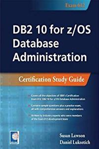 eBook DB2 10 for z/OS Database Administration: Certification Study Guide ePub