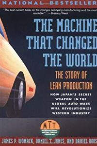 eBook The Machine That Changed the World : The Story of Lean Production ePub
