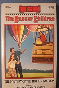 eBook The Mystery of the Hot Air Balloon - Boxcar #47 ePub