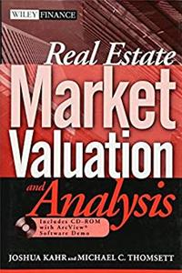 eBook Real Estate Market Valuation and Analysis ePub