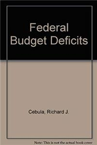 eBook Federal Budget Deficits: An Economic Analysis ePub
