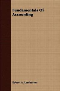 eBook Fundamentals Of Accounting ePub