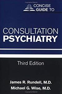 eBook Concise Guide to Consultation Psychiatry (Concise Guides) ePub