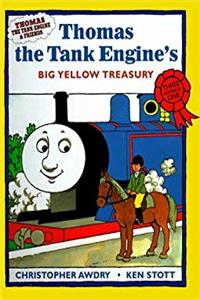 eBook Thomas the Tank Engine's Big Yellow Treasury (Thomas the Tank Engine  Friends Series) ePub