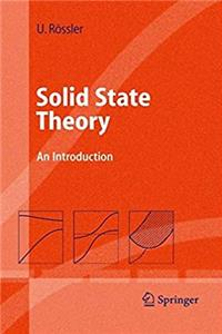 eBook Solid State Theory: An Introduction (Advanced Texts in Physics) ePub