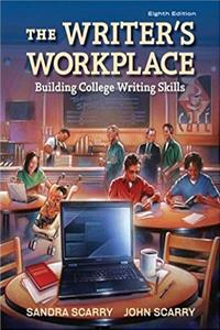eBook The Writer's Workplace: Building College Writing Skills (Available Titles CengageNOW) ePub