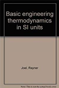 eBook Basic engineering thermodynamics in SI units ePub