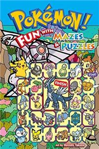 eBook Pokémon: Fun With Mazes  Puzzles ePub