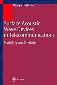 eBook Surface Acoustic Wave Devices in Telecommunications: Modelling and Simulation (Engineering Online Library) ePub
