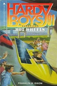 eBook HOT WHEELS (HARDY BOYS CASE FILE 91) (Hardy Boys Casefiles) ePub