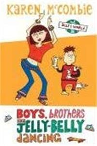 eBook Boys, Brothers and Jelly-Belly Dancing (Ally's World) ePub