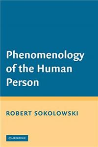 eBook Phenomenology of the Human Person ePub