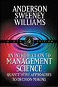 eBook An Introduction to Management Science: Quantitative Approaches to Decision Making ePub
