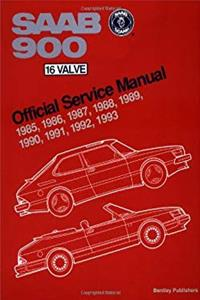 eBook Saab 900 16 Valve Service Manual: 1985-1993/Including All Turbo Spg, and All Convertible (Saab Part No. P/N 02 16 861) ePub