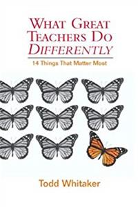 eBook What Great Teachers Do Differently: 14 Things That Matter Most ePub
