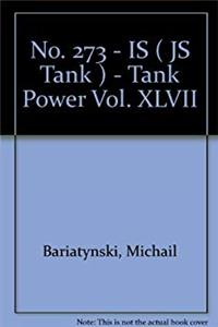eBook No. 273 - IS ( JS Tank ) - Tank Power Vol. XLVII ePub