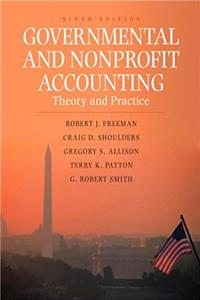 eBook Governmental and Nonprofit Accounting: Theory and Practice (9th Edition) ePub