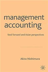 eBook Management Accounting: Feed Forward and Asian Perspectives ePub