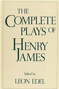 eBook The Complete Plays of Henry James ePub