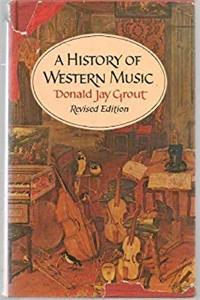 eBook A History of Western Music (Revised Edition) ePub