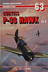 eBook Monografie Lotnicze 63 - Curtiss P-36 Hawk Cz. 3 ePub