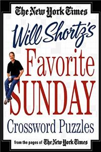 eBook The New York Times Will Shortz's Favorite Sunday Crossword Puzzles: From the Pages of The New York Times ePub