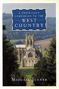 eBook A Traveller's Companion to the West Country ePub