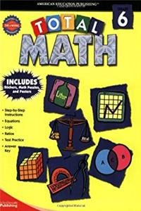 eBook Total Math, Grade 6 ePub