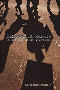 eBook Democratic Rights: The Substance of Self-Government ePub