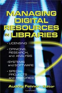 eBook Managing Digital Resources in Libraries ePub