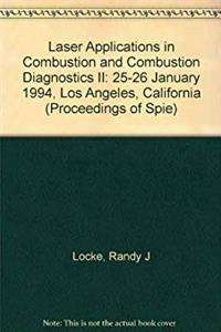 eBook Laser Applications in Combustion and Combustion Diagnostics II: 25-26 January 1994, Los Angeles, California (Proceedings of Spie) ePub