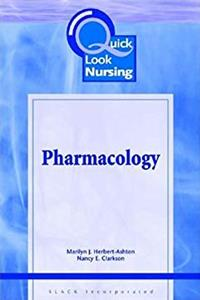 eBook Quick Look Nursing: Pharmacology ePub