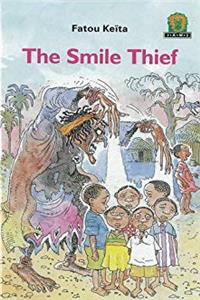 eBook JAWS, Level 2: The Smile Thief (Junior African Writers) ePub