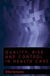 eBook Quality, Risk and Control in Health Care ePub