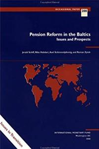 eBook Pension Reform in the Baltics: Issues and Prospects (International Monetary Fund Occasional Paper) ePub
