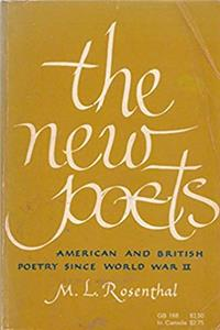 eBook The New Poets: American and British Poetry Since World War II ePub
