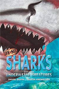 eBook Life-Size Sharks and Other Underwater Creatures (Life-Size Series) ePub