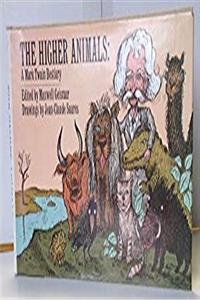 eBook The Higher Animals: A Mark Twain Bestiary ePub