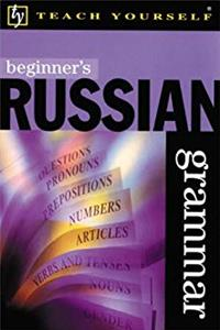 eBook Teach Yourself Beginner's Russian Grammar (Teach Yourself... Grammar) (Russian Edition) ePub